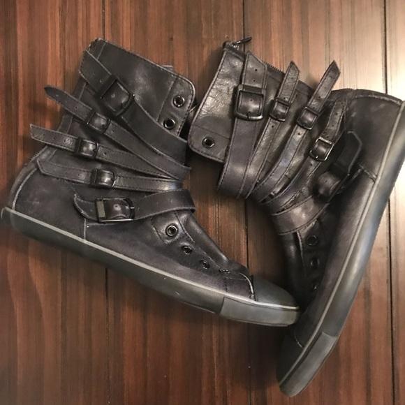c96d3ed18b50 Converse Shoes - Authentic grunge converse